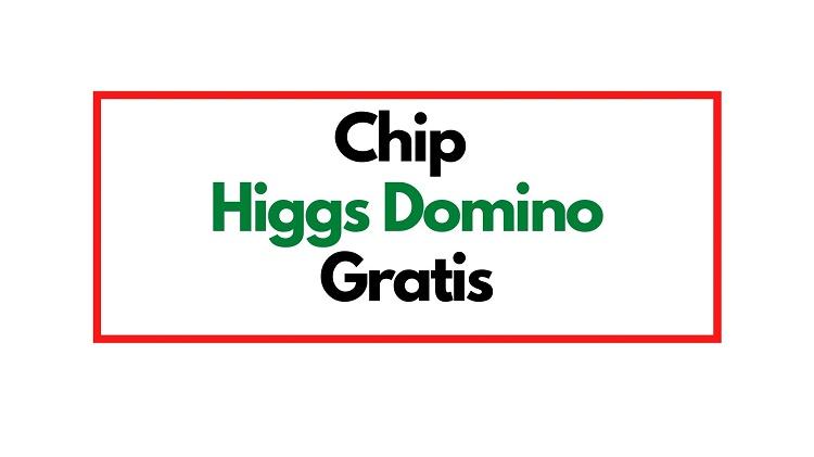 Chip Higgs Domino Island Gratis