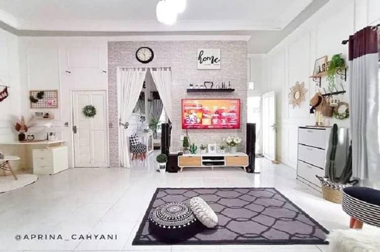 Inspirasi Desain Ruang TV Minimalis