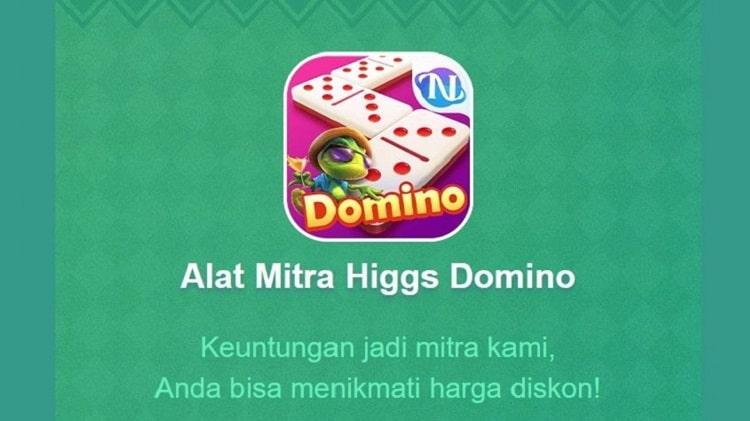 Cara Daftar Menjadi Alat Mitra Higgs Domino Island Terbaru 2021