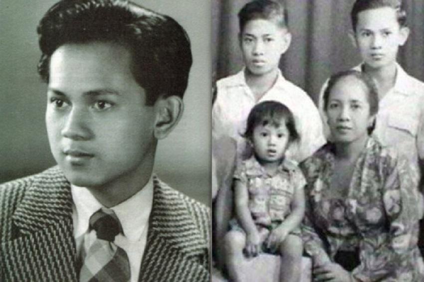 Biografi BJ Habibie: Masa Kecil BJ Habibie