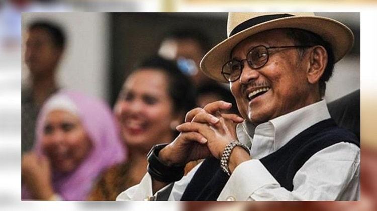Biografi BJ Habibie: Keteladanan BJ Habibie