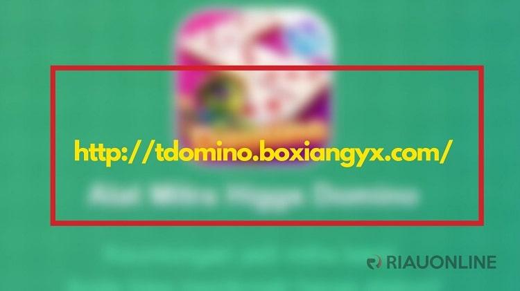 Link Daftar Menjadi Alat Mitra Higgs Domino