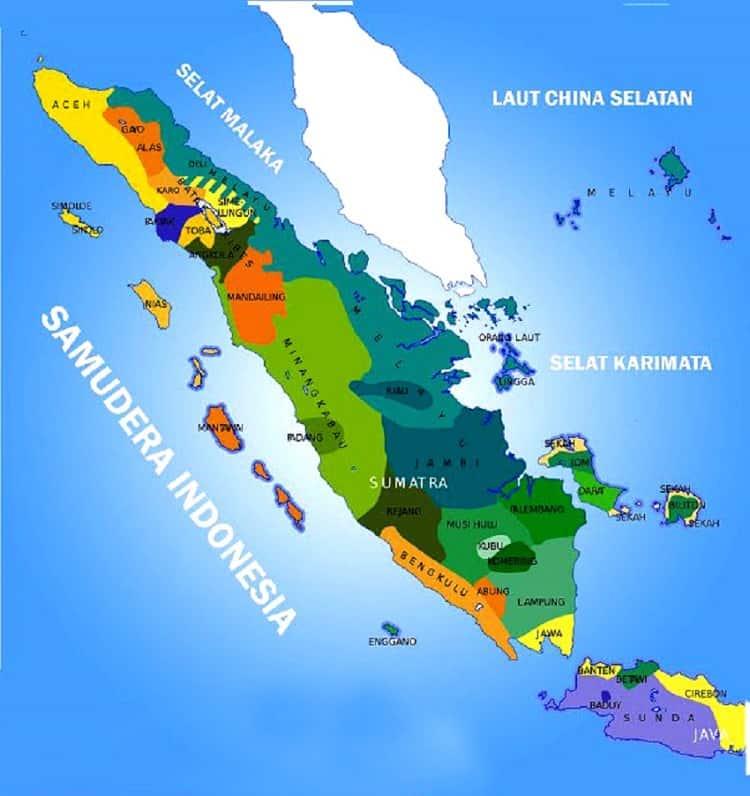 Sejarah Asal Usul Nama Sumatera