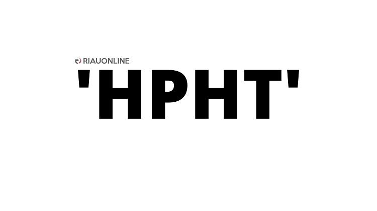 Apa yang dimaksud dengan HPHT?