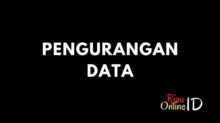 Menghitung Nilai Rata-Rata dengan Pengurangan Data