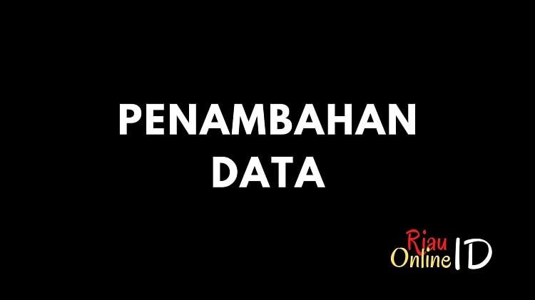 Menghitung Rata-Rata dengan Penambahan Data