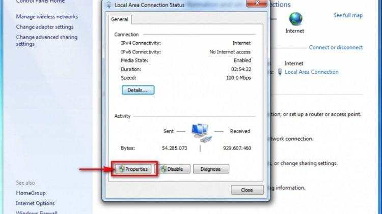 Cara Setting IP Addres Windows