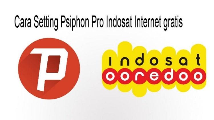 Cara Setting Psiphon Indosat