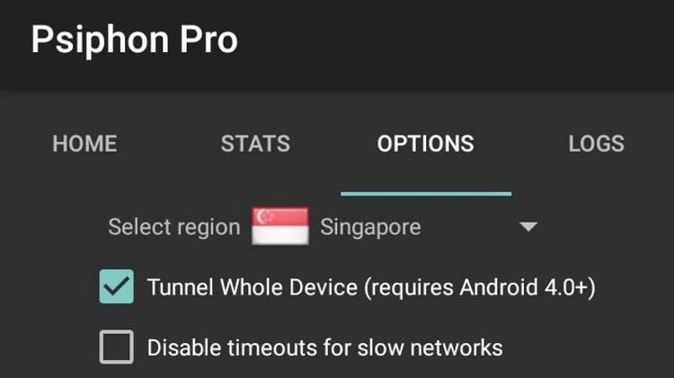 cara setting prophon server