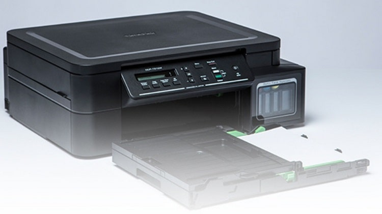Cara Koneksi WiFi Printer Brother DCP-T510W