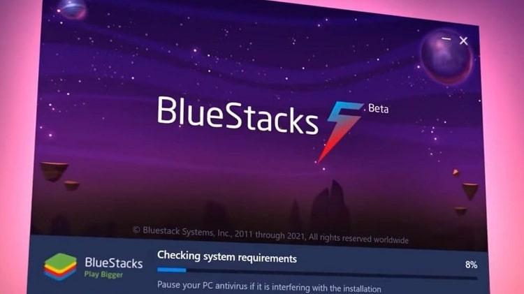Cara Download BlueStacks di Laptop