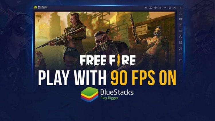 Cara Setting Free Fire di Emulator Blue Stack