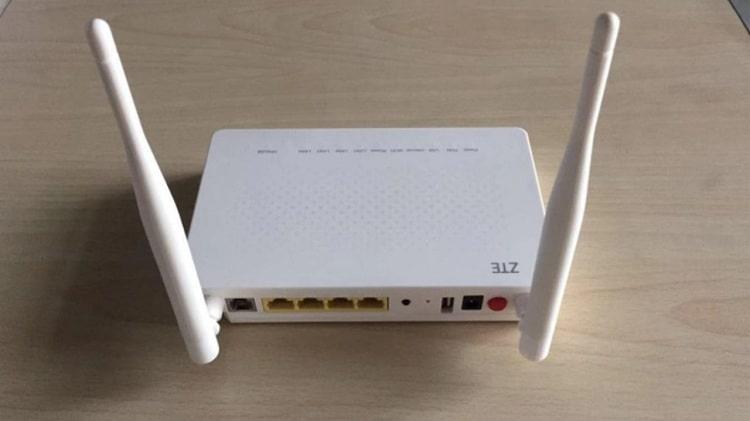 Apa Indihome ZTE F609 dengan Mikrotik RB750GL