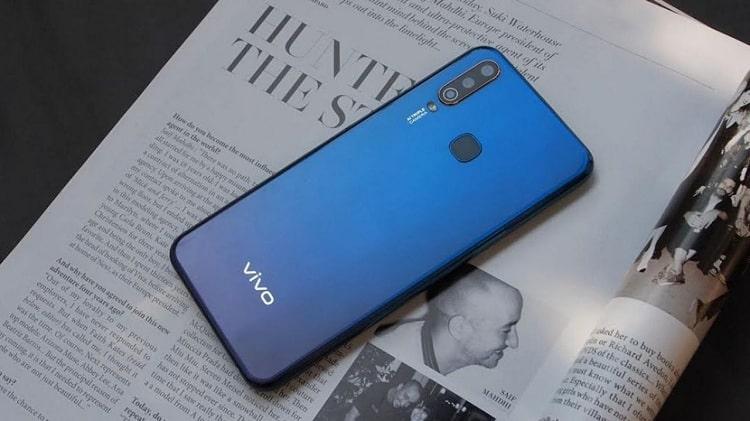 Smartphone Vivo Y91