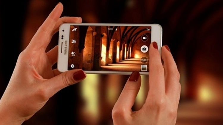 Setting Kamera Samsung A21s