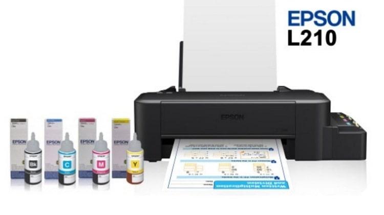 Cara Setting Printer Epson