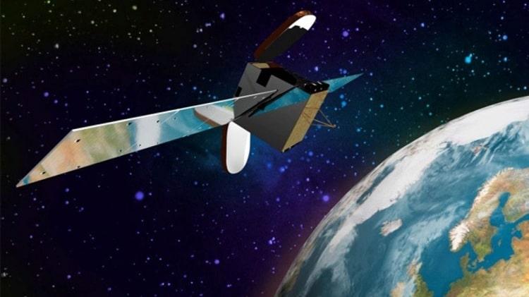 Cara Setting Satelit Telkom 3S