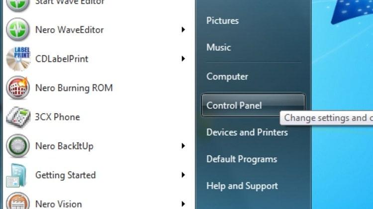 Setting Microphone di PC atau Laptop Windows 10 (Kontrol Panel)