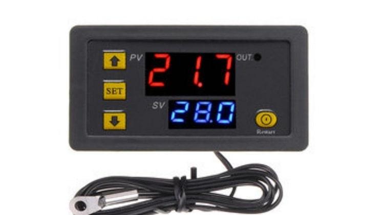 Apa itu Modul Thermostat Digital