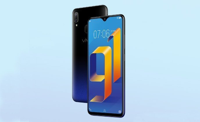 Cara Setting Jaringan Smartphone Vivo Y91